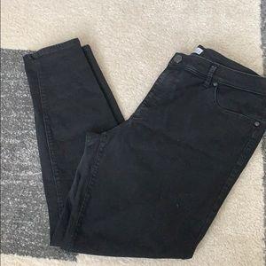 Loft Black Legging Jeans